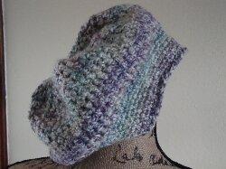 Multi Slouchy Hat